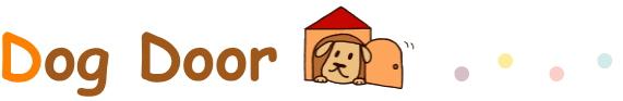 Dog Door|ドッグドア(ドッグトレーナーによる犬のしつけアドバイス)
